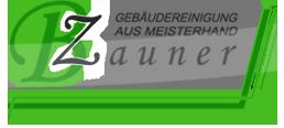 Gebäudereinigung Bettina Zauner - Logo